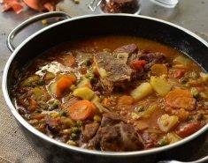Κρεατόσουπα με οσομπούκο FOODSAVER - Images