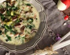 Μαγειρίτσα παραδοσιακή - Images