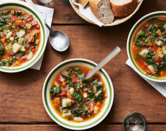 Minestrone  - Images