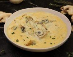 Σάλτσα μανιταριών για μακαρονάδα - Images