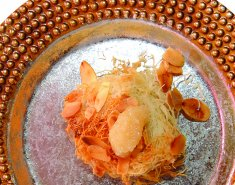 Φωλιές από κανταΐφι με αμυγδαλόπαστα [μαρζιπάν] - Images