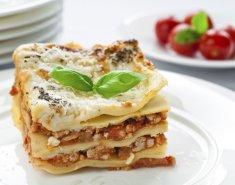 Λαζάνια με λαχανικά και γιαούρτι - Images
