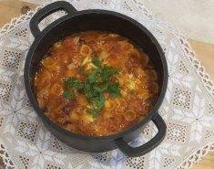 Σούπα με ντομάτα, μακαρόνια και τυρί  - Images