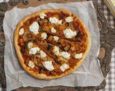 Πίτσα με τυριά και λαχανικά  - Images