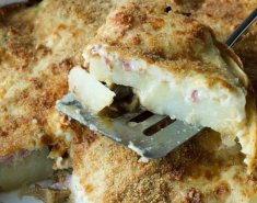 Πατάτες ογκρατέν - Images