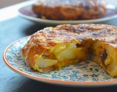 Ομελέτα με πατάτες  - Images