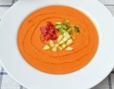 Σούπα γκασπάτσο με πορτοκάλι  - Images