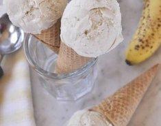 Παγωτό μπανάνα - Images