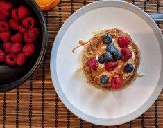 Pancakes με βρώμη - Images