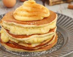Pancakes μπουγάτσα - Images
