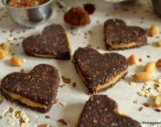Γεμιστά μπισκότα χωρίς ζάχαρη κι αλεύρι - Images