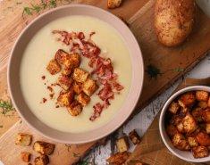 Πατατόσουπα βελουτέ - Images