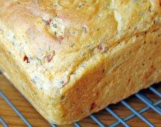 Ψωμί με ντομάτα και βασιλικό  - Images