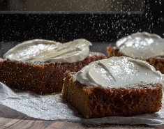 Gingerbread cake - Images