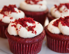 Red Velvet Cupcakes - Images