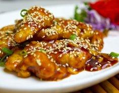 Κοτόπουλο με σουσάμι - Images