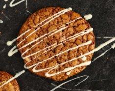 Soft cookies με κομμάτια λευκής σοκολάτας - Images