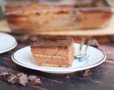 Σοκολατογλυκό ψυγείου με μπισκότα - Images