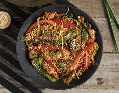 Stir fry με κοτόπουλο - Images