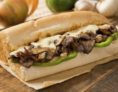 Σάντουιτς με μπριζόλα  - Images