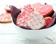 Μπισκότα με ζαχαρόπαστα - Images