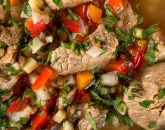 Σούπα με μοσχάρι και λαχανικά - Images