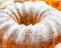 Κέικ με μήλα και κανέλα - Images