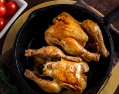 Κοτόπουλο με mango chutney  - Images