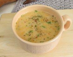 Αρωματική σούπα με λαχανικά και κύμινο  - Images