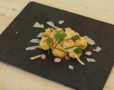 Τυροκροκέτες στιλ dumplings (Schar) - Images