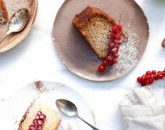Νηστίσιμο κέικ βανίλιας σε 1 μπολ - Images